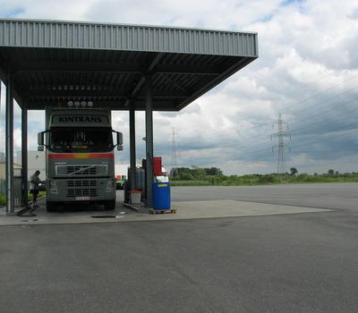 Kintrans  - Wagenpark