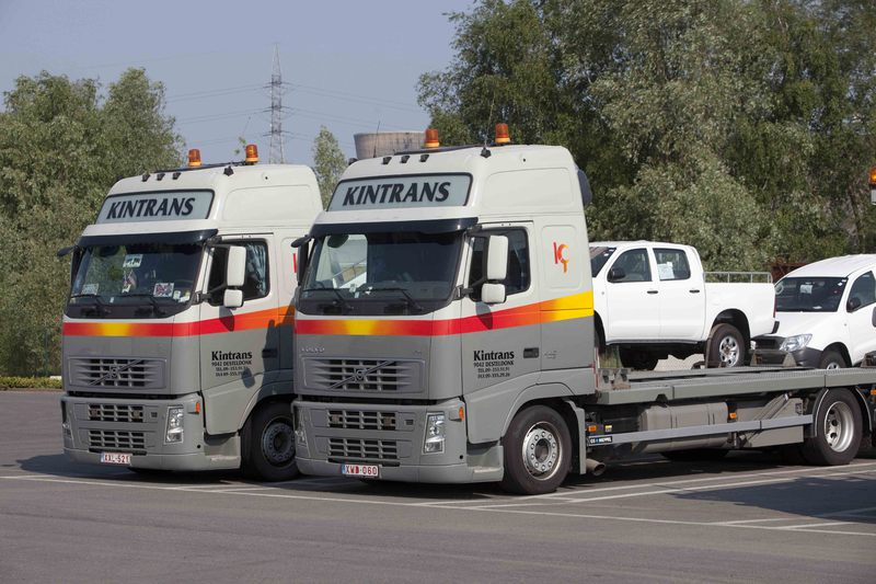 Kintrans - Car transport drivers